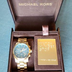 Limited Edition Michael Kors Stop Hungar Watch